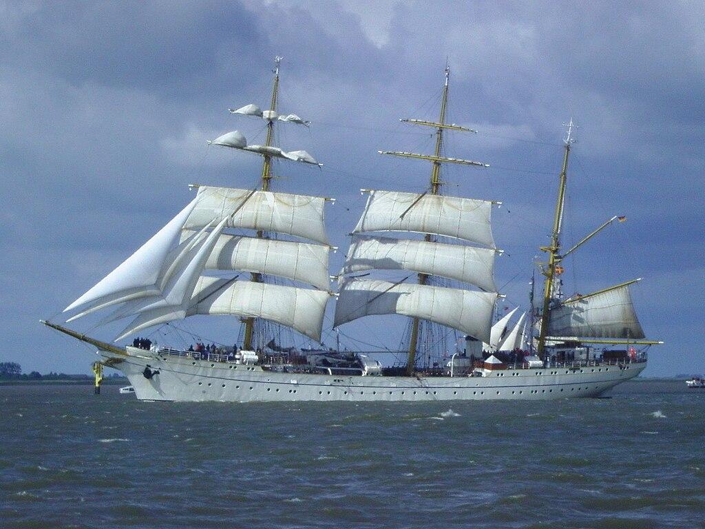 Segelschulschiff Gorch Fock (2010)
