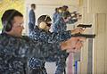 Sailors conduct weapons training. (9135951132).jpg