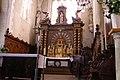 Saint-Calais - Église Notre-Dame autel.jpg