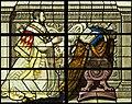 Saint-Chapelle de Vincennes - Baie 0 - Henri II agenouillé en prière (bgw17 0363).jpg