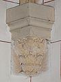 Saint-Sauveur (Dordogne) église cul-de-lampe (3).JPG