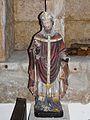Saint-Sulpice-de-Roumagnac église statue.JPG