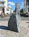 Saint Helier Millennium stone Havre des Pas.jpg
