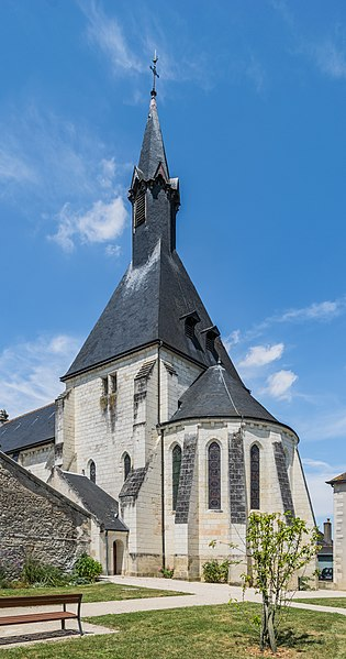 File:Saint Martin church of Nouans-les-Fontaines 02.jpg