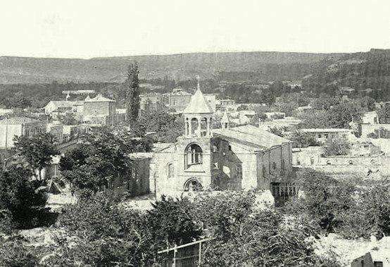 Saint Peter and Paul Church, Yerevan