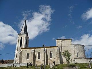 Saint-Capraise-dEymet Commune in Nouvelle-Aquitaine, France