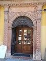 Saints Peter and Paul Church. Inside. Listed ID 7387. North (Péter-Pál Street's) gate. - Kucsera St. , Szentendre, Pest county, Hungary.JPG