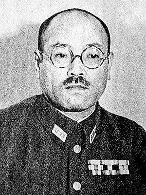 Takashi Sakai - Lt. General Takashi Sakai
