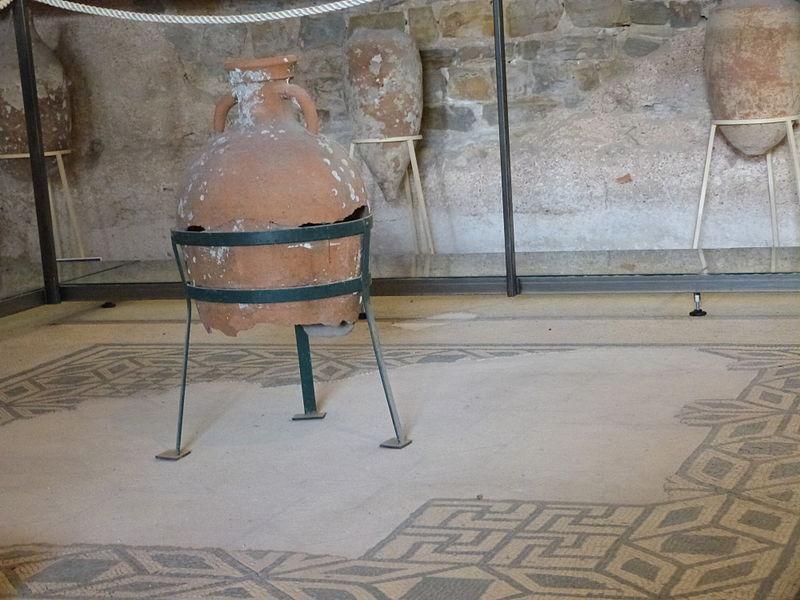 Vestiges archéologiques de Saint-Cyr-sur-Mer (InscritInscrit)