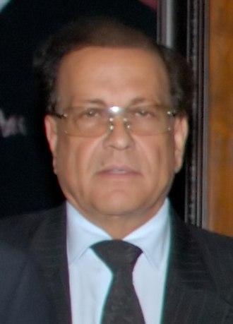 Governor of Punjab, Pakistan - Image: Salmaan Taseer October 29, 2009 Lahore