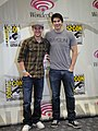 Sam Huntington and Brandon Routh from Dylan Dog Dead of Night.jpg