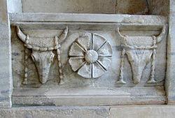 Samothraki Arsinoe rotunda 2