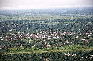 San Borja, Bolivia City in Beni Department, Bolivia