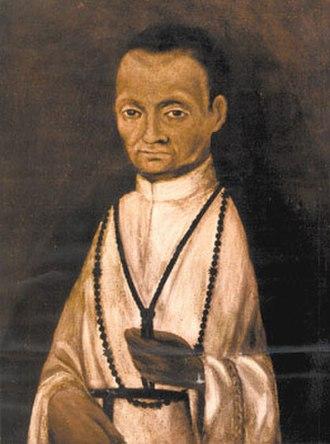 Martin de Porres - Image: San Martin de Porres huaycan