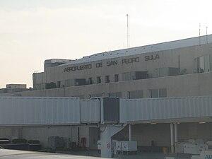 San Pedro Sula Airport 2
