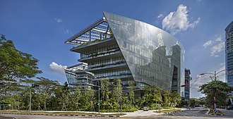 Queenstown, Singapore - Image: Sandcrawler CX2 1 Singapore, 2