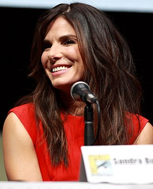 Sandra Bullock - Bullock at the 2013 San Diego Comic Con