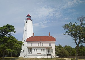 Sandy Hook Lighthouse (New Jersey).jpg
