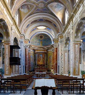 Santa Maria in Monticelli, Rome - Santa Maria in Monticelli.