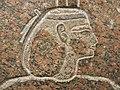 Sarcophage de Ramsès III (Louvre, D 1) - Tête de Nephthys.jpg
