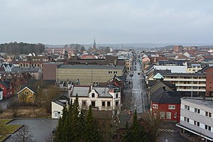 Sarpsborg - Parts of Sarpsborg