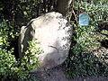 Sarsen Stone 1 at Max Gate, Dorchester.jpg