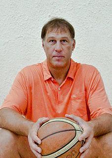 Lithuanian basketball player