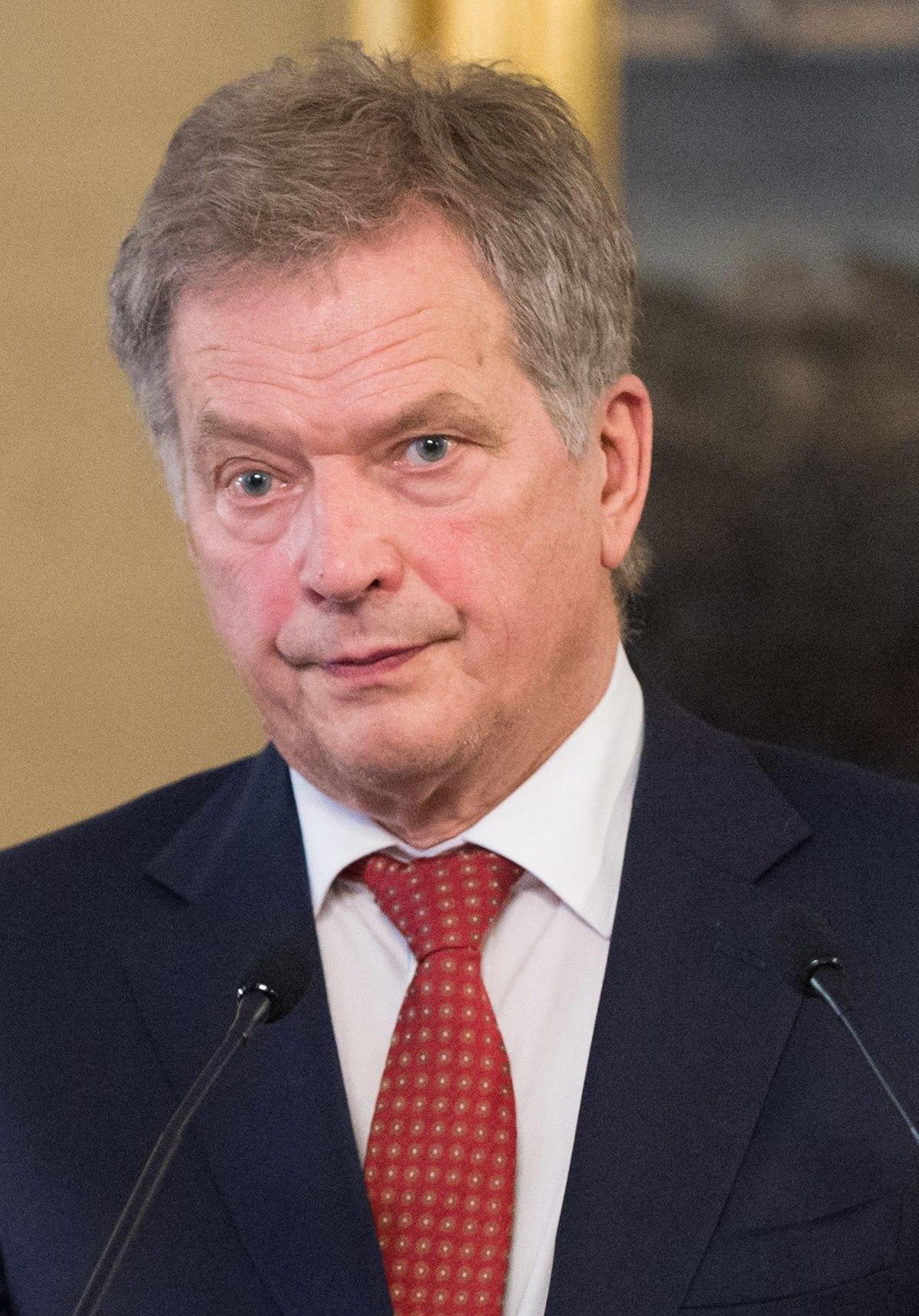 Suomen Presidentit Wiki
