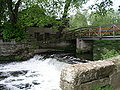 Saxon Mill weir and footbridge -Warwickshire -20y08.jpg