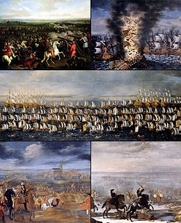 Scanian War part of the Northern Wars involving the union of Denmark-Norway, Brandenburg and Sweden