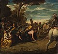 Scarsellino (Ippolito Scarsella) - Christ carrying the cross.jpg