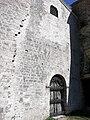 Scheggia, Monte Cucco - Abbazia di Santa Maria di Sitria - Facciata.jpg