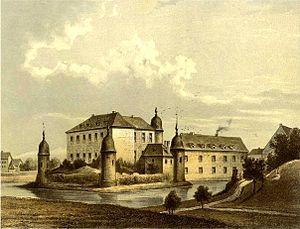 Nörvenich - Schloss Nörvenich