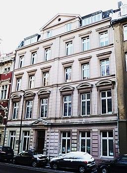 Schlossstraße in Aachen