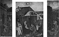 School of Jheronimus Bosch Adoration of the Magi Anderlecht (1912).jpg