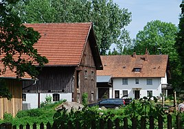 Manor in Schorn