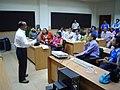 Science Career Ladder Workshop - Indo-US Exchange Programme - Science City - Kolkata 2008-09-17 01400.JPG