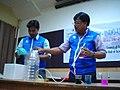 Science Career Ladder Workshop - Indo-US Exchange Programme - Science City - Kolkata 2008-09-17 030.jpeg