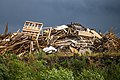 Scrap wood on hillside.jpg