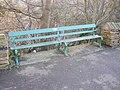 Seat, Godley Lane, Stump Cross, Northowram - geograph.org.uk - 630854.jpg