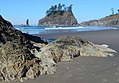 Second Beach, Washington coast. Olympic National Park.jpg