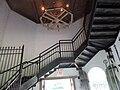 Secret tower inside stair Snug Harbor jeh.jpg