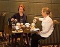 Secretary Clinton Meets With Australian Prime Minister Gillard (8185950200).jpg