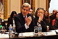 Secretary Kerry Delivers Remarks at the Annual Meeting of the President's Interagency Task Force to Monitor and Combat Trafficking in Persons (24087051322).jpg