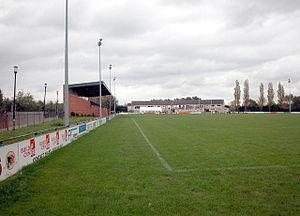 Park Lane (stadium) - Image: Sedgley Park Rugby Club geograph.org.uk 71626