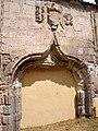 Segovia - Monasterio de Santa Cruz la Real-IE Universidad, exterior 01.jpg