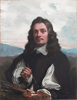 Zelfportret. Ca. 1656. Oberlin, Ohio, Allen Memorial Art Museum.