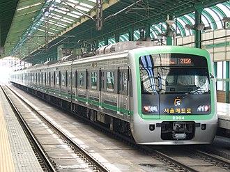 Seoul Metropolitan Subway - Line 2