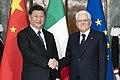 Sergio Mattarella and Xi Jinping 2019.jpg