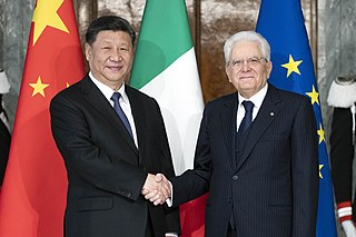 2019 Xi Jinping Italy and France visit